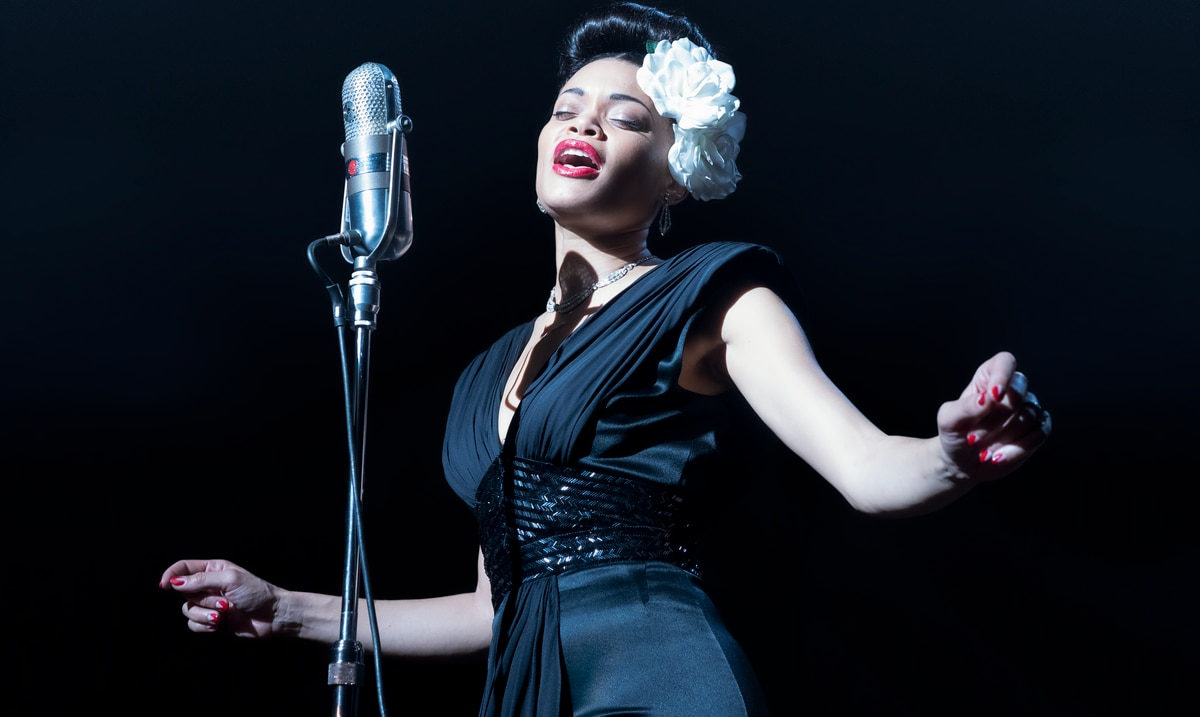 "Reseña: Andra Day, la razón para ver ""The United States vs Billie Holiday"""
