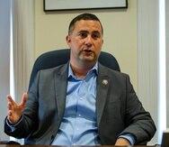 Darren Soto, congresista demócrata boricua.