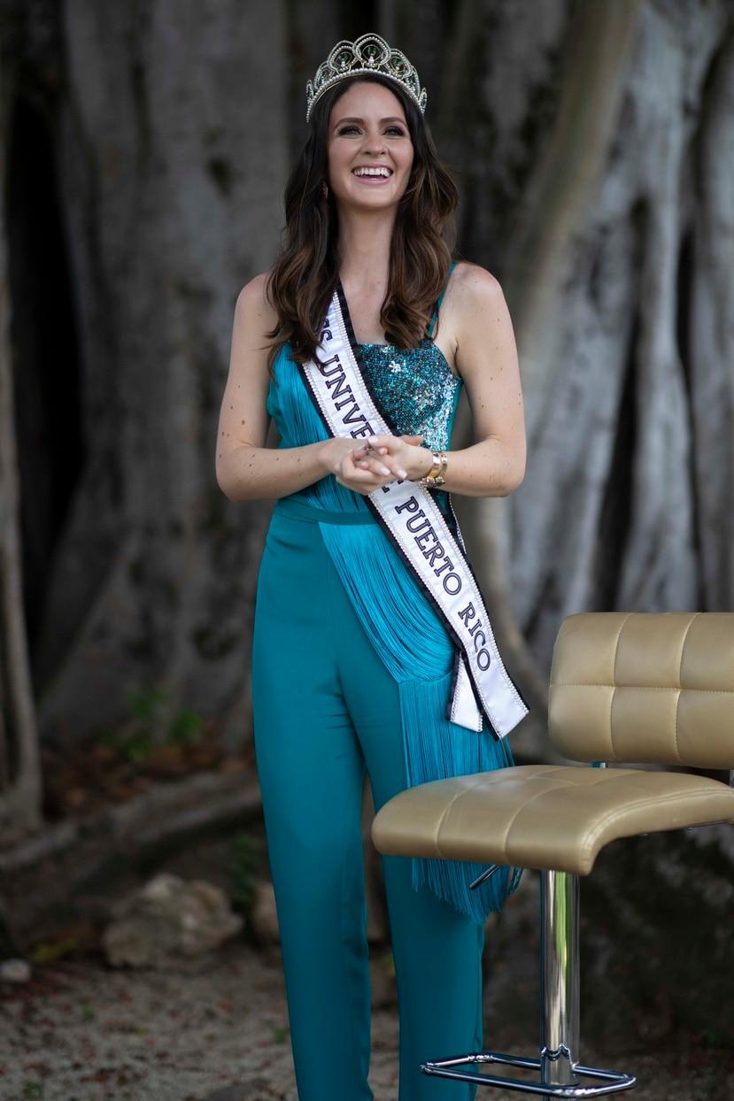 La beldad Estefanía Soto Torres es la actual Miss Universe Puerto Rico.