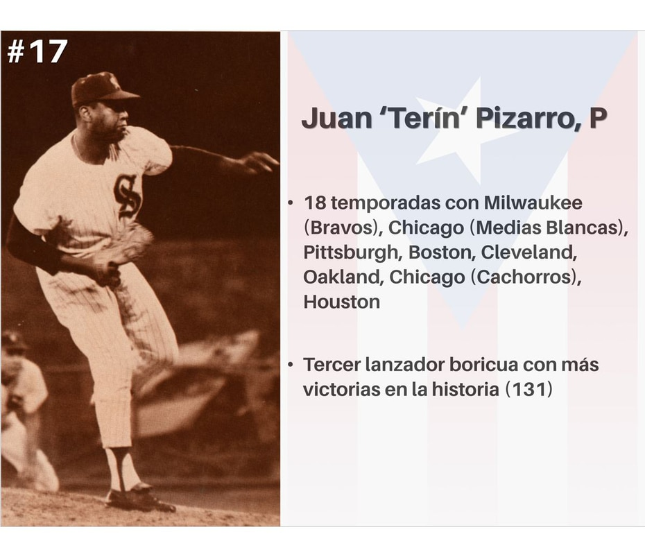 Juan 'Terín' Pizarro (Archivo / GFR Media)