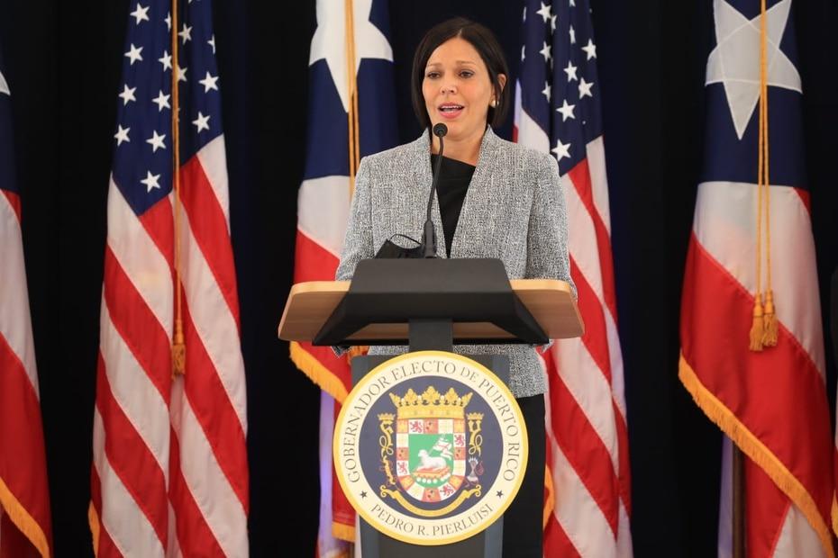 Ana González Magaz, designada secretaria del Departamento de la Familia.