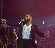 """Ricky Martin calienta motores para su """"Movimiento Tour"""""""