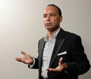 Luis Gutiérrez, ex congresista y miembro del comité timón del Frente Puertorriqueñista.