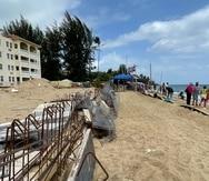 Marcha convocada a las 3pm en el Puente de la Quebrada contra la construcción de una piscina en el Condominio Sol y Playa. De ahí caminaran hasta el Campamento del Carey.