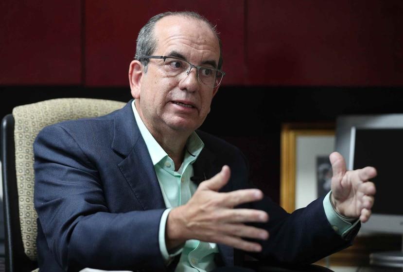 Aníbal Acevedo Vilá, exgobernador de Puerto Rico. (GFR Media)