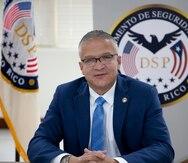 El Senado confirma a Alexis Torres como secretario de Seguridad Pública