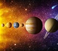 Nuestro Sistema Solar. (Shutterstock)
