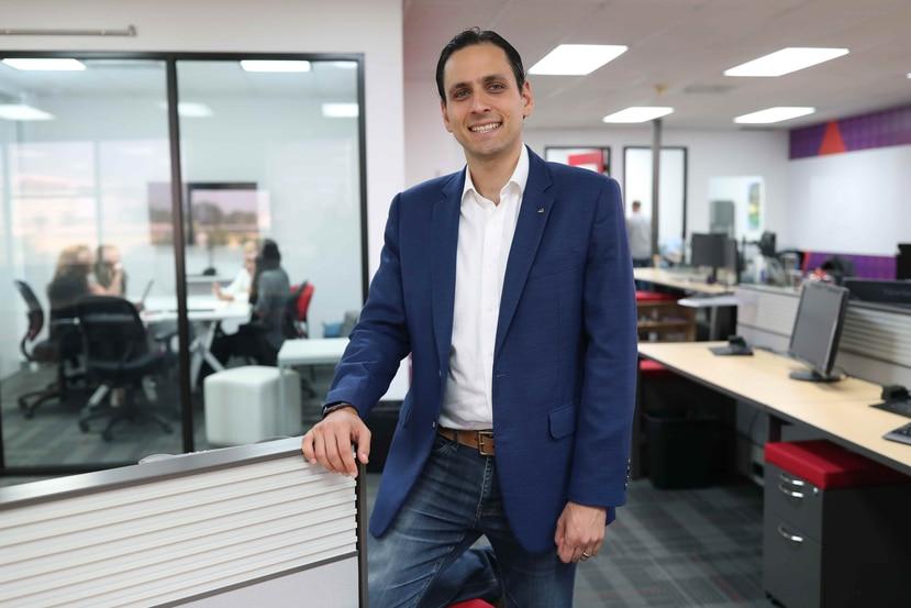Jason Borschow, presidente y CEO de Abarca. (archivo / vanessa.serra@gfrmedia.com)