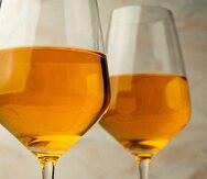 Los vinos naranjos se recomiendan para acompañar platos de moluscos y otros frutos del mar.
