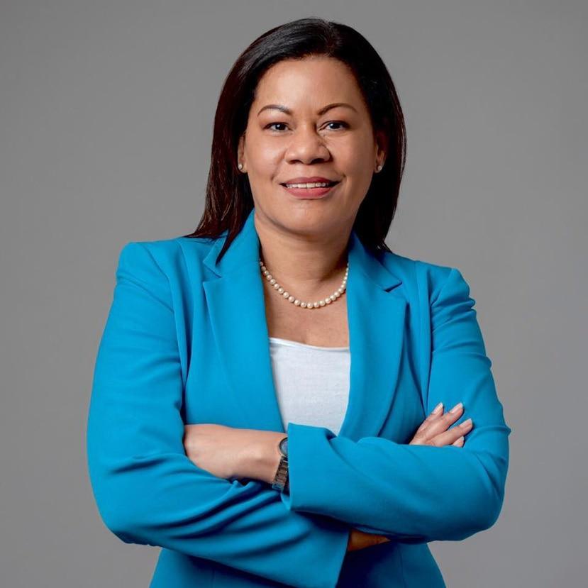 Ada Norah Henríquez, candidata a la comisaría residente por Proyecto Dignidad. (Facebook)
