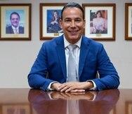 """El nuevo presidente del Banco de Desarrollo Económico, Luis Alemañy, aseguró que la política pública del gobernador Pierluisi es """"llevar al BDE a puerto seguro y lograr una verdadera transformación""""."""