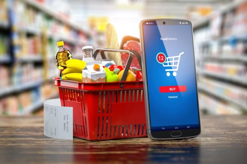 Un alto porcentaje de los encuestados dijo que hace la compra en un mismo supermercado, pero los datos no precisan si es por preferencia o porque no hay más supermercados que ofrezcan el servicio en línea en su área geográfica.
