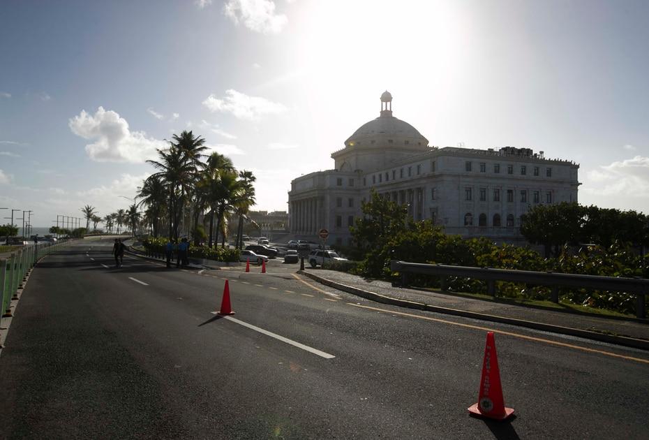 De inmediato, no se reportaron daños estructurales en el Capitolio ni en ninguno de los edificios circundantes.