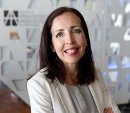 Durante la Asamblea, el CAAPPR eligió su nueva junta directiva, resultando electa como presidenta la arquitecta Diana Luna Serbiá. (Suministrada)