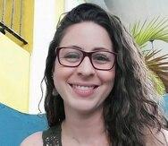 Andrea Ruiz  joven victima de violencia de genero