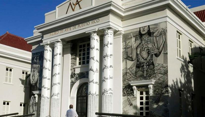 Los museos enfrentan pérdidas millonarias debido a la pandemia global de coronavirus. (GFR Media)