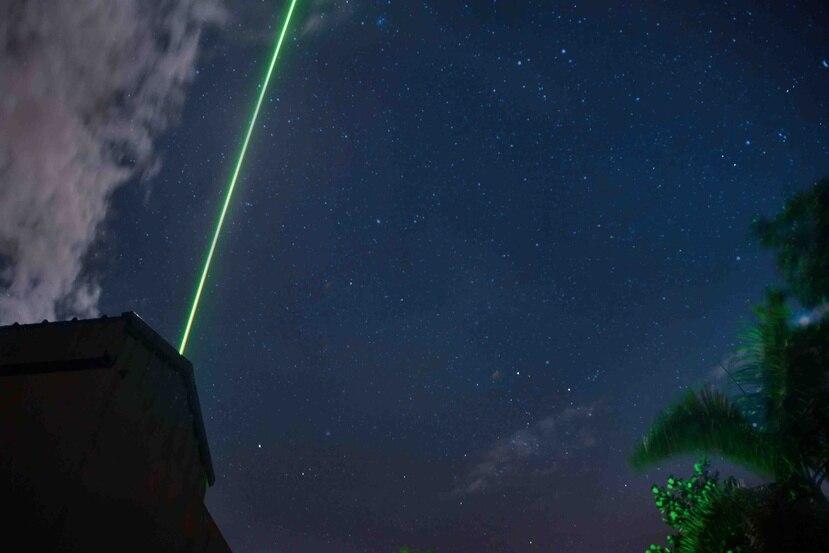 El estudio analiza un área conocida como la mesósfera, zona de la atmósfera de la Tierra que no es muy conocida, y que necesita entenderse mejor para desarrollar modelos atmosféricos y climáticos. (Suministrada / Observatorio de Arecibo)