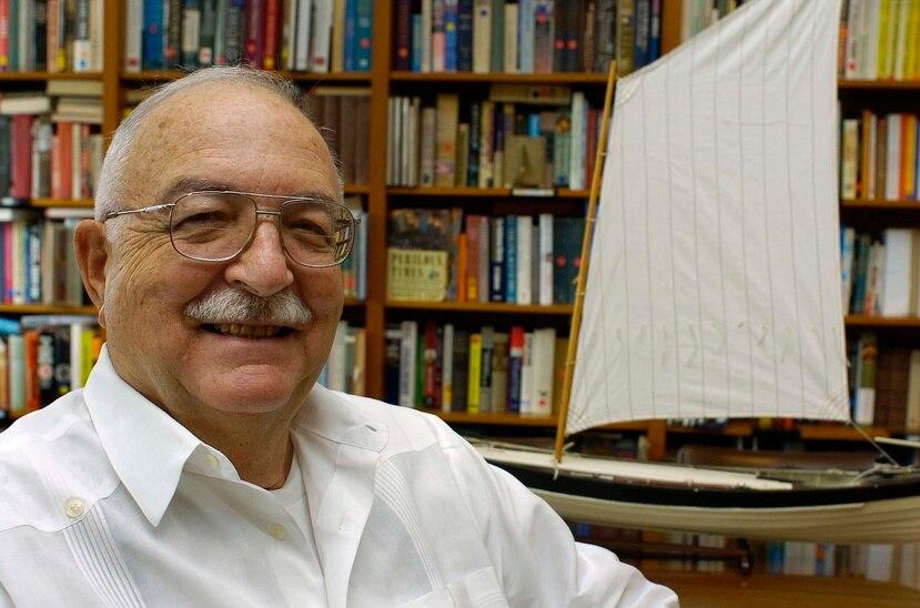 El juez Juan R. Torruella.