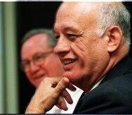 Rubén Arrieta Vilá fue periodista desde mediados de los 60 hasta que se retiró de El Nuevo Día a finales de los 2000.