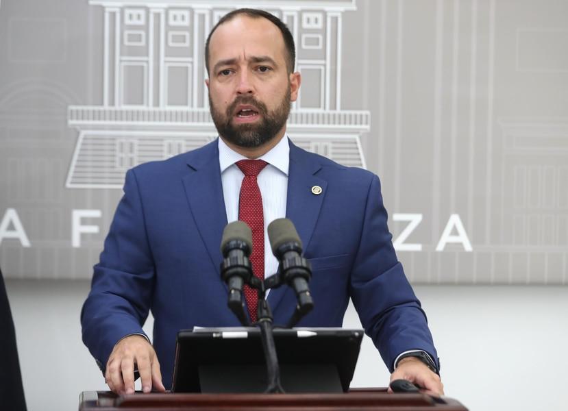 El  director de la Autoridad para las Alianzas Público Privadas lamentó que los fondos no estén disponibles.