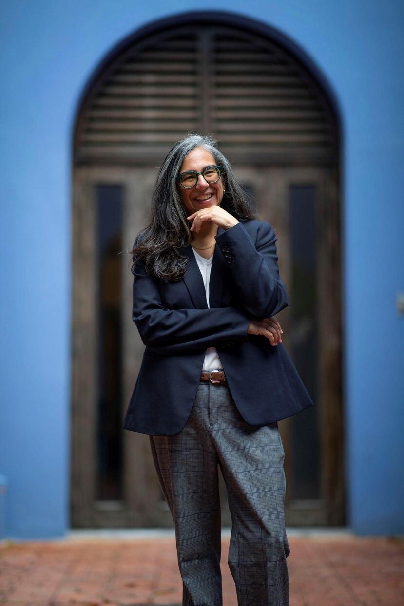 La profesora  Mayda Velasco dirige el  Colegio de Física Fundamental e Interdisciplinaria de las Américas conocido como COFI.