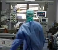 Las hospitalizaciones han aumentado en el último mes