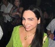 Dora Pizzi Campos se destacó como periodista en medios relacionados con los artistas.