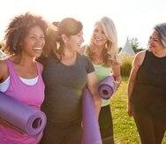 Los cambios en estilos de vida son claves para aminorar los síntomas de la menopausia.