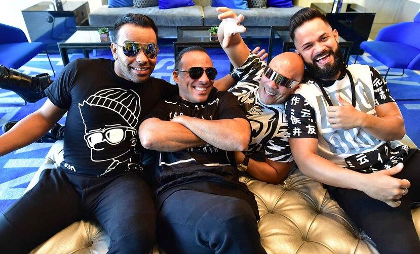 Este éxito se lo debe a la nueva cepa que lo acompaña en la agrupación conformada por su hermano Daniel Serrano, Rubiel Barroso y Jhonny Vélez.