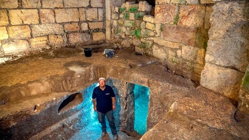 (Imagen tomada de Israel Antiquities Authority)