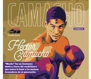 La portada del suplemento especial, dedicado al Macho Camacho.