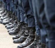 Agentes de la Policía de Puerto Rico.