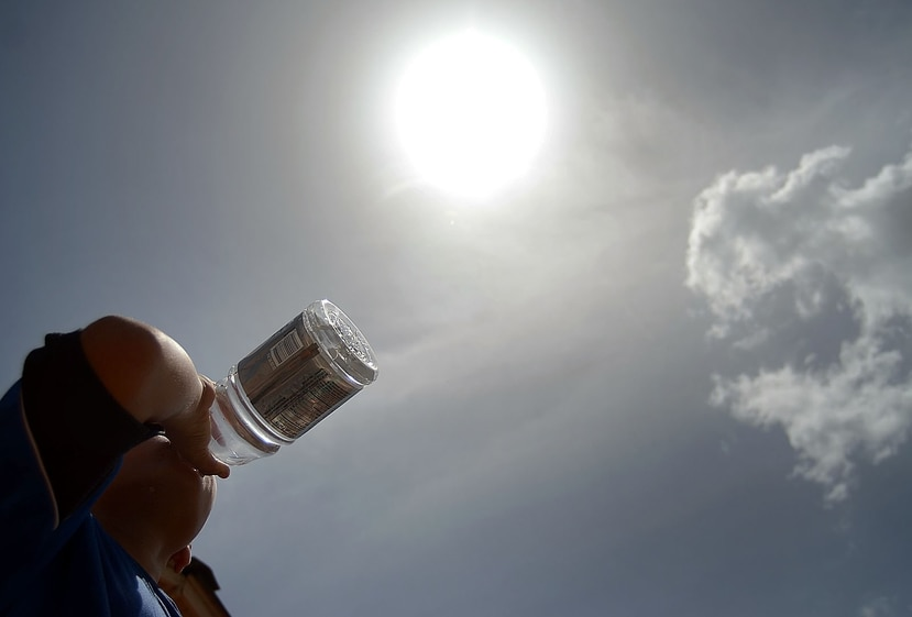 Hoy será un día sumamente brumoso, según el Servicio Nacional de Meteorología. (GFR Media)