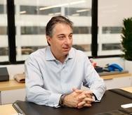Naji Khoury, principal oficial ejecutivo de Liberty. (GFR Media)