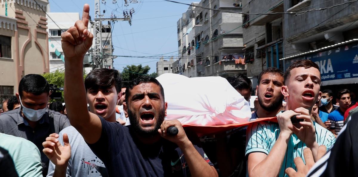 Mortal bombardeo entre Israel y Hamas