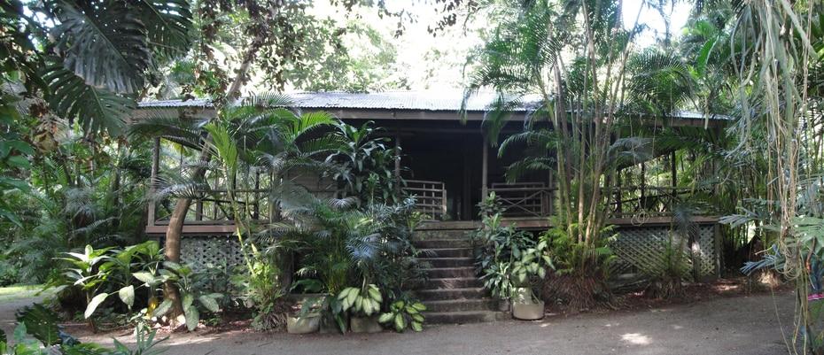 Luego de la muerte del arquitecto en el 1984, la casa fue comprada por la Universidad de Puerto Rico.