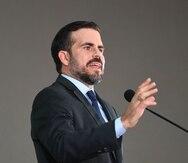 """""""Estos esfuerzos son importantes para el desarrollo económico de la isla"""", dijo Rosselló. (GFR Media)"""