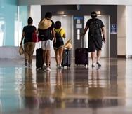 A pesar de las advertencias de las autoridades, diciembre registró un alza en pasajeros que llegan a la isla
