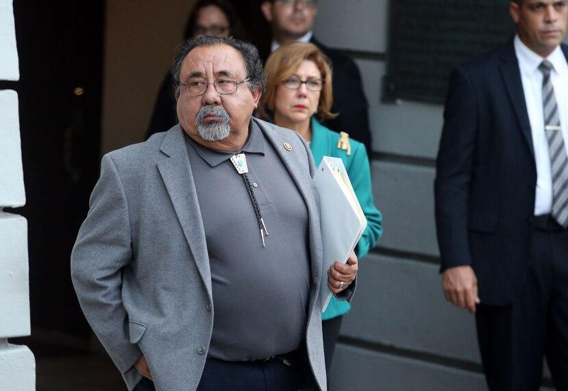 El congresista Raúl Grijalva. (GFR Media)