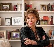 """Isabel Allende celebra que su obra """"Eva Luna"""" cobre una nueva dimensión como libreto para una producción teatro musical y que además sirva de punto de partida para la composición de una partitura. (Suministrada)"""