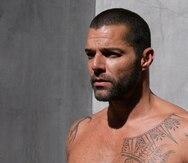 Ricky Martin procuró durante la pandemia que sus hijos no sintieran su ansiedad