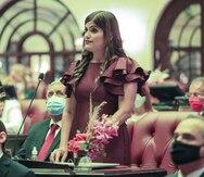 La senadora Marially González encara el reto de liderar los esfuerzos de recuperación de Puerto Rico