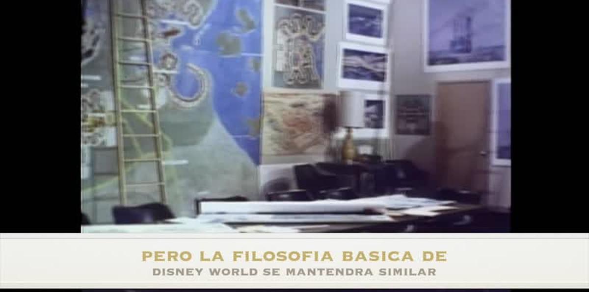 Así se creo Disney World