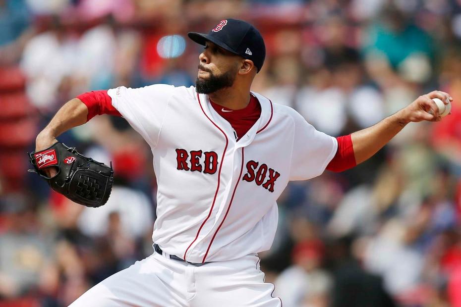El lanzador de los Red Sox, David Price, ganará este año $31 millones. En el 2016 firmó un contrato de siete años y $217 millones. Es elegible para la agencia libre, tras concluir la temporada del 2022. (AP)