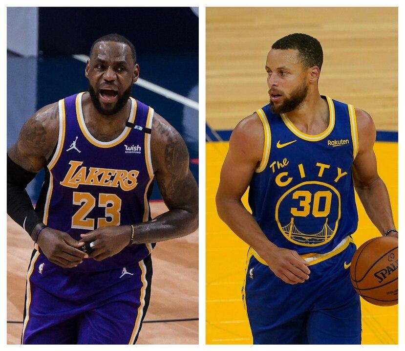 Este será el 23er encuentro de postemporada entre James y Curry.