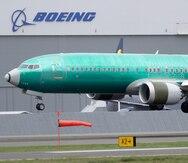 Boeing no tuvo pedidos de aviones en octubre por segundo mes