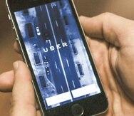 Uber explicó el mecanismo para recuperar objetos olvidados después de un viaje usando el app.