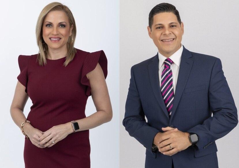 Los reporteros Aixa Vázquez y Jorge Gelpí acordaron nuevos contratos.