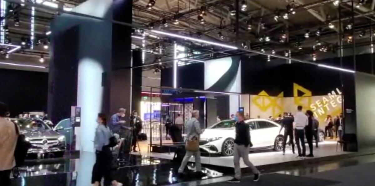 Comienza el prestigioso International Motor Show