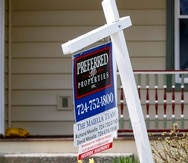 Las tasas de interés hipotecarias a largo plazo en Estados Unidos se mantuvieron mayormente sin cambios. (AP)
